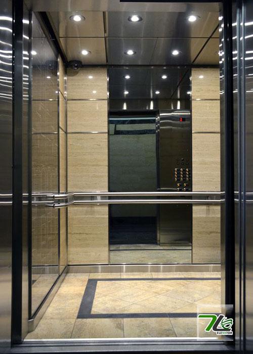 Điều gì đã làm nên vẻ đẹp của cabin thang máy Mitsubishi?