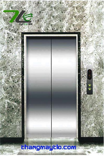 Các mẫu và hệ thống cửa tầng thang máy