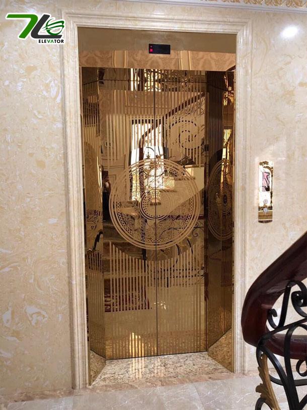 Chuyên cung cấp thang máy gia đình tại Bắc Ninh