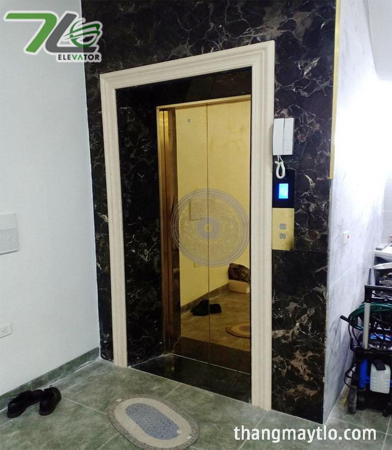 Inox gương vàng in hoa văn