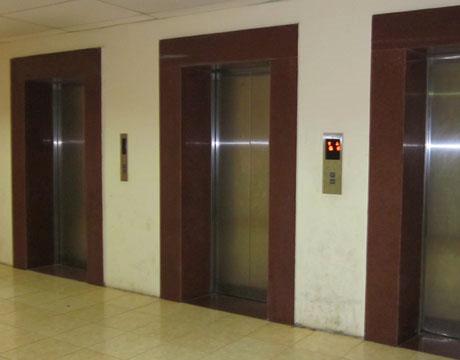 Tiêu chuẩn thang máy khách sạn