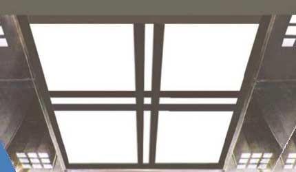Mẫu Trần Thang máy PV01